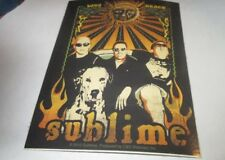 Sublime Sticker New 2013 Vintage Oop Rare Collectible