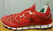 Nike Free Kukini 🔥Size 9 Running-Training- Athletic Red 511443-600 Authentic