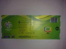 Croatia Football World Cup Fixture Tickets & Stubs