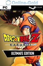 Dragon Ball Z: Kakarot Ultimate Edition Key - Steam PC Código digital Acción ES