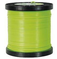 Ribimex Bobine 80 Mètres fil Carré 3.3 mm pour Débroussailleuse Ribiland -