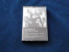 Alphaville - Afternoons in Utopia (Cassette, 1985) 7 81667-4