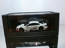 MINICHAMPS BMW M3 DTM 2012 - WHITE 1:43 - VERY GOOD CONDITION IN BOX