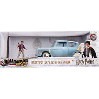 Jada Toys Hollywood Rides Harry Potter 1959 Ford Anglia Die Cast Car NEW