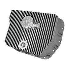 94-07 DODGE RAM 5.9L DIESEL AFE POWER DODGE TRANSMISSION PAN RAW FINISH.