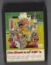 1970'S Mego 2-Xl Talking Robot 8 Track Tape The Basics Of Abc'S Tested Works Gr8