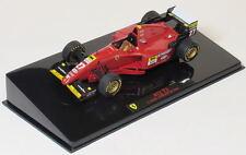 Ferrari 412 T2 GP Europe J.Alesì T6286  1/43 Hot Wheels Elite