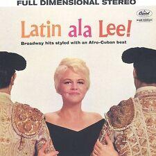 Latin ala Lee! [Bonus Tracks] by Peggy Lee (Vocals) (CD, Oct-2003, S & P...
