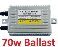 1 x 70W 12V AC Digital HID Ballast - 1yr warranty Melbourne seller