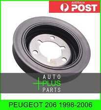 Fits PEUGEOT 206 1998-2006 - Crankshaft Pulley Engine Harmonic Balancer