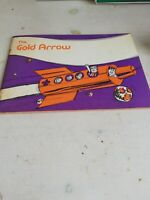 The Gold Arrow Book - Cub Scouts - 1974
