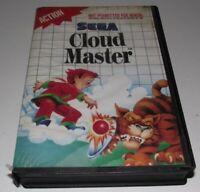 Cloud Master Sega Master System  *Complete*