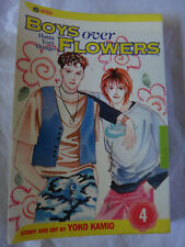 Boys over Flowers, Volume #4 by Yoko Kamio (2004, Paperback) - Shojo Manga
