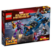 LEGO® Super Heroes Marvel  X-men vs. The Sentinel 76022 Neu Ovp