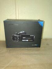 Ordro Hdv-Z63 16X Zoom 3 Inch Ips Display Dv Camcorder Night Vision Infrared Rf