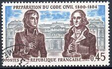 STAMP / TIMBRE FRANCE OBLITERENE N° 1774 HISTOIRE DE FRANCE BONAPARTE