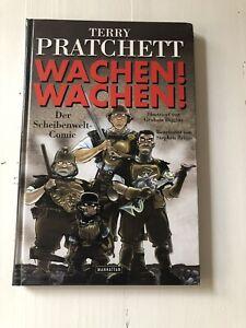 Terry Pratchett Wachen, Wachen Der Scheibenwelt Comic