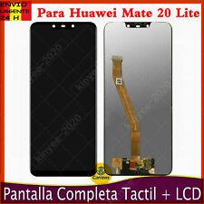Pantalla LCD Para Huawei Mate 20 Lite SNE-LX1 SNE-LX2/LX3 Táctil Digitalizador