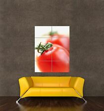 POSTER PRINT GIANT FOOD DRINK PHOTO FRUIT TOMATO CAFÉ KITCHEN RESTAURANT PAMP169
