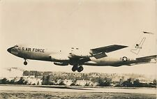 POSTCARD     AVIATION    BOEING   KC   - 135 A  STRATOTANKER