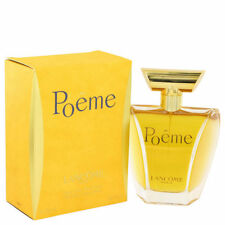 Lancome Poeme Women 3.4 oz 100 ml *Eau De Parfum* Spray Nib Sealed