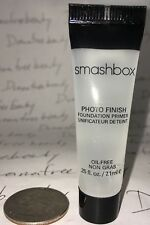 Smashbox PHOTO FINISH Oil-Free Clear Foundation Primer .25oz/7.1ml Travel Mini