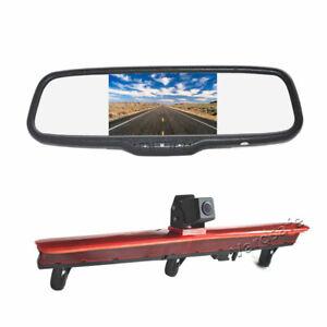 Reverse Backup Camera Mirror Monitor for Volkswagen VW Transporter T5 Caravelle