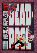 Deadpool: The Circle Chase # 2 (Sep 1993, Marvel) 9.2 NM-