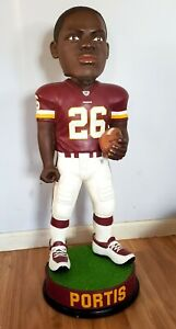 """Clinton Portis 36 inch Forever Collectibles Legend of """"The Field"""" #1 of 100 made"""