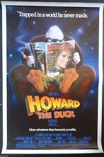 Sci-Fi/Fantasy Original US One Sheet Film Posters (1980s)
