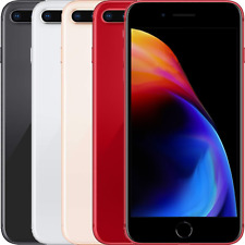 Apple iPhone 8 Plus 64/128/256GB Unlocked All Colours Very Good Condition