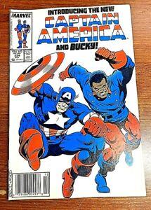 Captain America #334 1st Lamar Hoskins as Bucky! Falcon Winter Soldier 9.6-9.8
