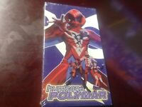Hurricane Polymar VHS New Sealed English Dubbed