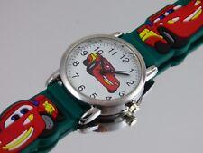 Schöne CARS3 Kinderuhren für Jungen & Mädchen 3D Armband Uhr CARS Kinderuhr NEU