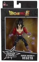Bandai Dragon Stars Series Dragon Ball Super  -  Super Saiyan 4 Vegeta Figure