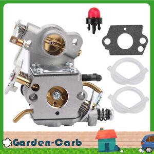 "Carburetor Carb Kit For Poulan Predator P3516PR 35cc 16"" Gas Chainsaw"