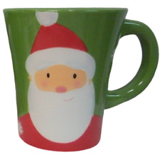 Hallmark Santa & Co Christmas Holiday Mug Cup 12oz Coffee Tea Hot Cocoa Beverage
