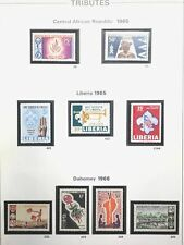 Boy/Girl Scouts Stamps on Pages - Make an Offer #7