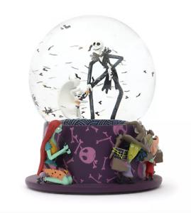 Disney Walt Disney Nightmare Before Christmas Snow Globe
