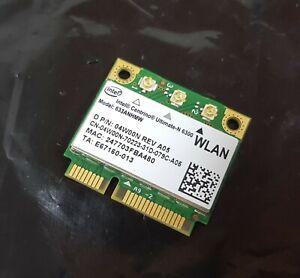 Wlan WIFI Mini PCIe Half Size 04W00N Intel Centrino Ultimate-N 6300 5GHz !! TOP!