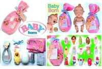 UK Kids Gift 1 Pcs Baby Born Surprise Baby Dolls Diaper Baby Toy Random Dolls