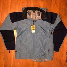 Blackhawk Advances Water Proof Jacket Size L Color Navy/Blue