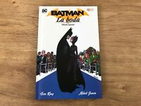 BATMAN LA BODA EDICION ESPECIAL DC SIGNED BY MONTEYS COMIC