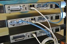Cisco CCENT CCNA CCNP LAB KIT 3x Cisco 1841 256/64 IOS 15.1 2x 2960-24 IOS 15.0