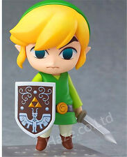Legend of Zelda Link PVC Figures Cute Toys Face Changable Collection Present