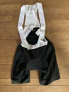 Men's Bontrager Circuit Cycling Padded Bib Shorts Black Size XL