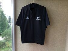 New Zealand All Blacks Home Rugby Union Shirt 2005 Jersey L Adidas