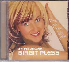 Birgit Pless-Spiegelbilder cd Album gesigneerd