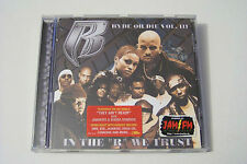 Ruff ryders-ryde or les vol III/in the r we trust CD 2001 (DMX Jadakiss Eve)