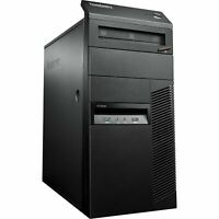 Lenovo ThinkCentre M93P Core i5-4770 Mid Tower 8gb 500GB HDD Windows 10